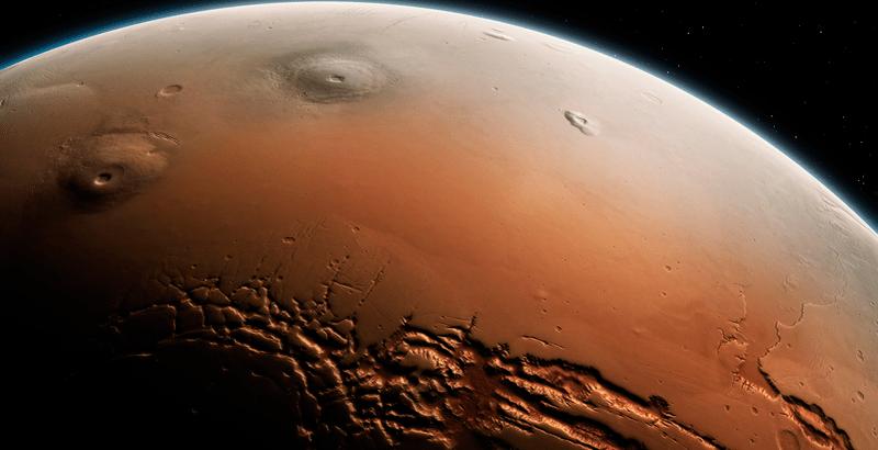 Capta la NASA terremotos en Marte parecidos a los de la Tierra