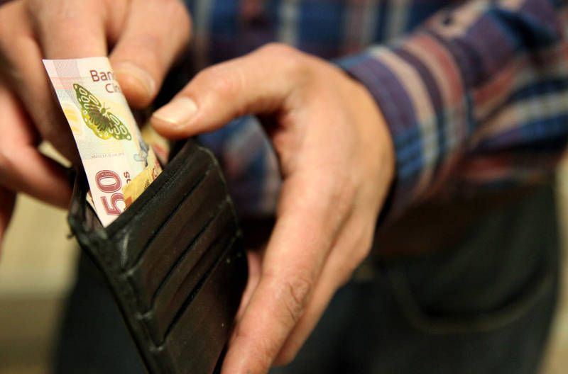 Salario mínimo recupera casi 42% de su valor