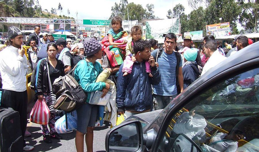 Comenzará EEUU a reunir familias migrantes