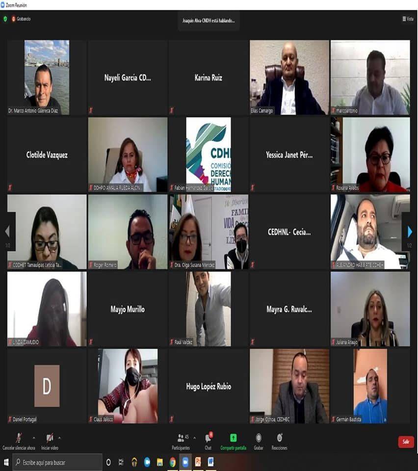 Presenta Mecanismo estatal de discapacidad de Derechos Humanos proyecto sobre empleo inclusivo