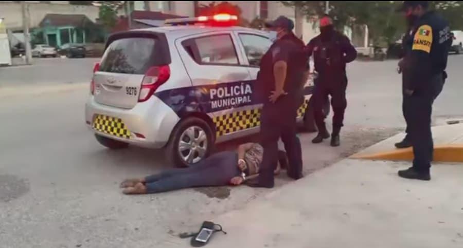 Ejerce FGE acción penal contra policías municipales por su probable participación en Feminicidio de Tulum