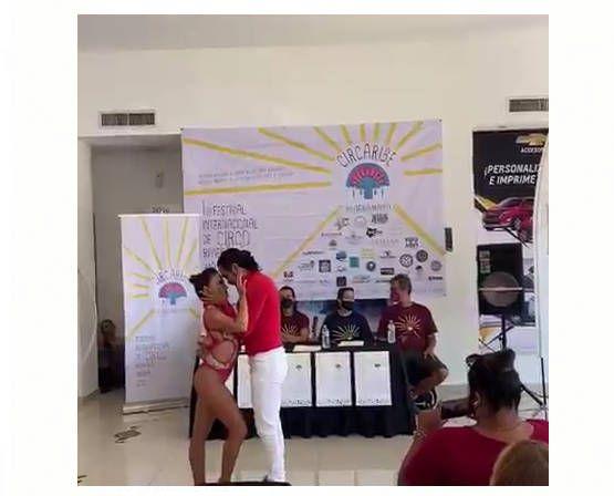 Inician las actividades de Circaribe en Playa del Carmen