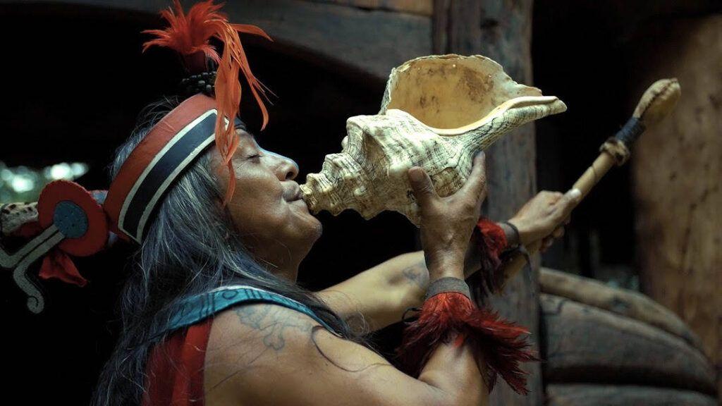 Participa la Danzante de Fuego en el Festival Internacional de Cine de Taxco