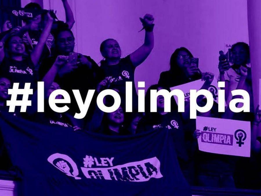 Publican Ley Olimpia en el DOF