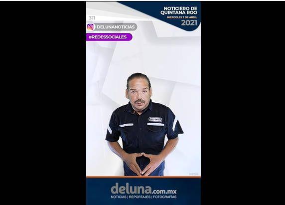 Noticiero de Quintana Roo | Miércoles 7 de Abril 2021