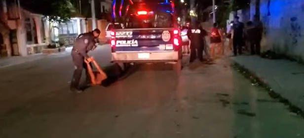 Se convierte la policía en Tulum en enemiga de sus habitantes
