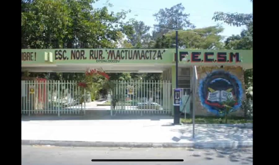 Pide ONU-DH investigar abusos contra normalistas de Mactumaczá