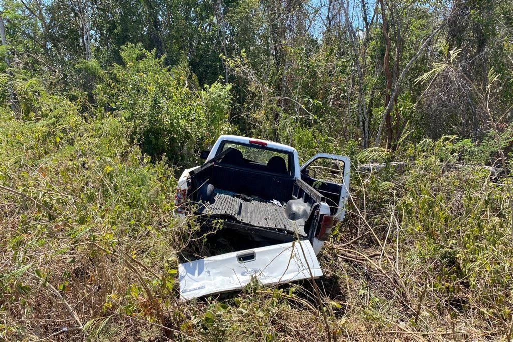 Accidente en Punta Venado provoca caos vehicular