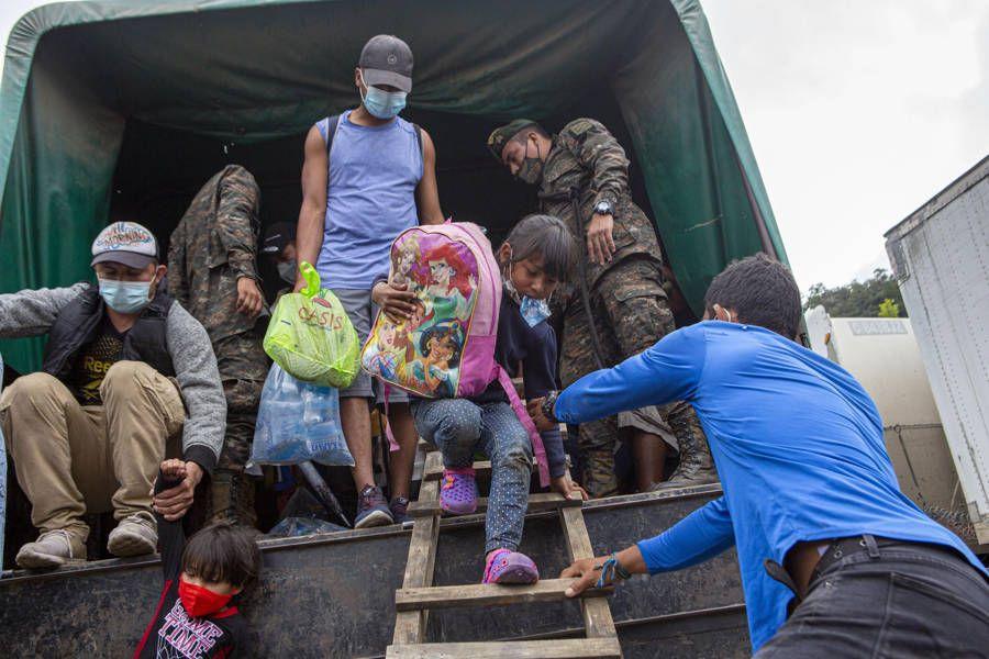Grave crisis alimentaria en Centroamérica.