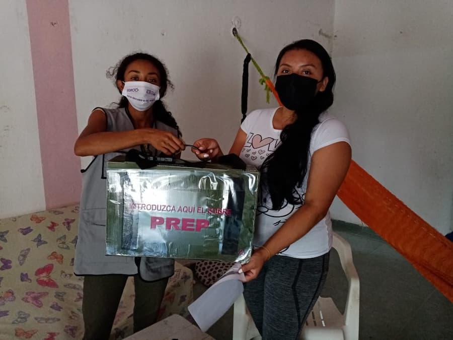 Inician IEQROO e INE entrega de paquetes electorales