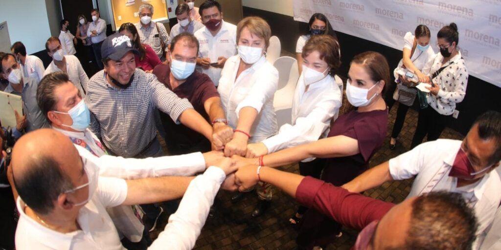 La fortaleza de Morena en Quintana Roo es la unidad: Laura Beristain