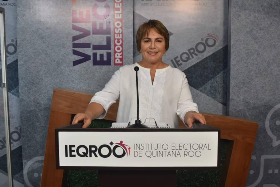Demostraremos el triunfo de Laura Beristain: Coordinador de campaña