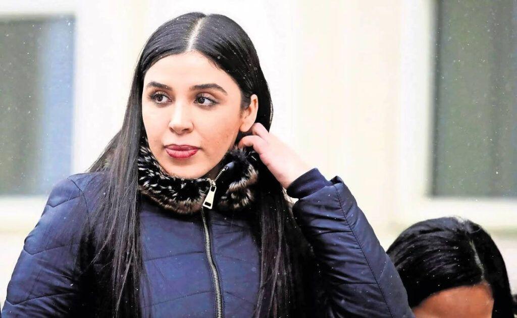 Emma Coronel se declara culpable