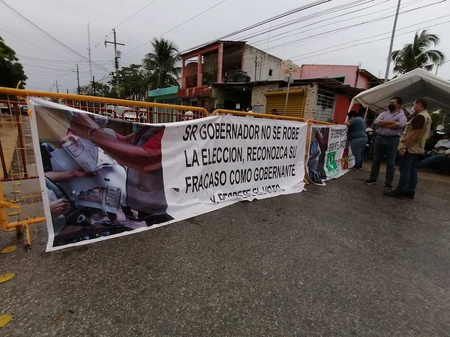 Fija plazo Tribunal Electoral al Ieqroo para que entregue actas y paquetes electorales de Solidaridad