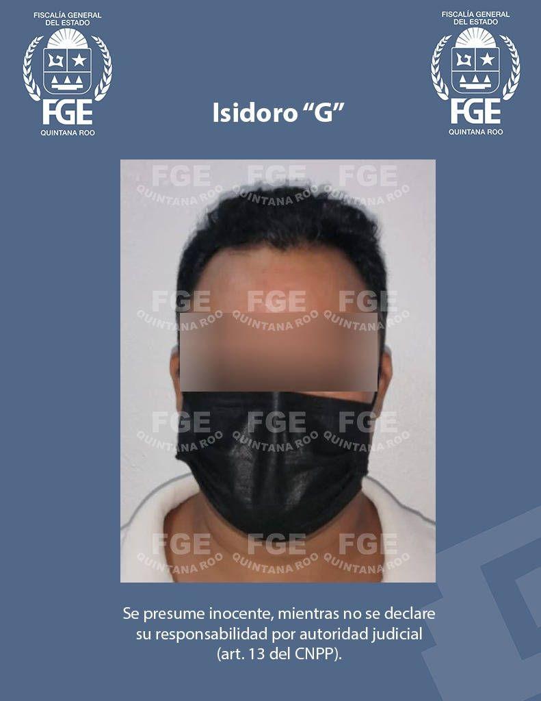 """Capturan a Isidoro """"G"""" implicado en el homicidio de una persona de la comunidad LGBTTTIQA+"""