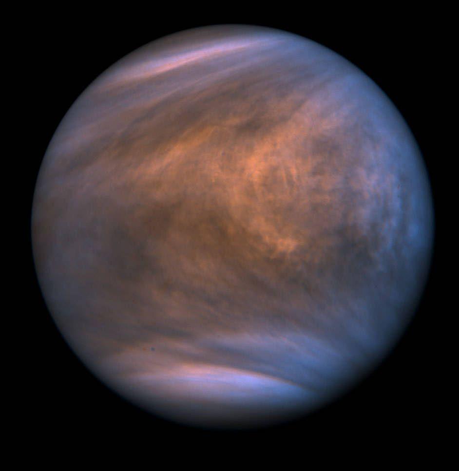 Anuncia NASA dos nuevas exploraciones a Venus