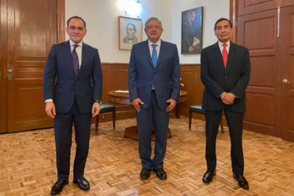 Banco de México, elemento central para la estabilidad de México: Herrera