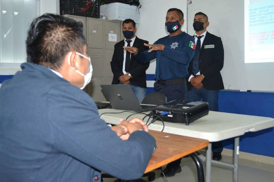 Cuenta Solidaridad con policía más profesional y capacitada