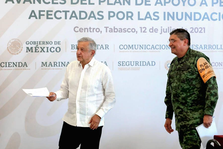 Por concluir plan de apoyo a damnificados de Tabasco y Chiapas
