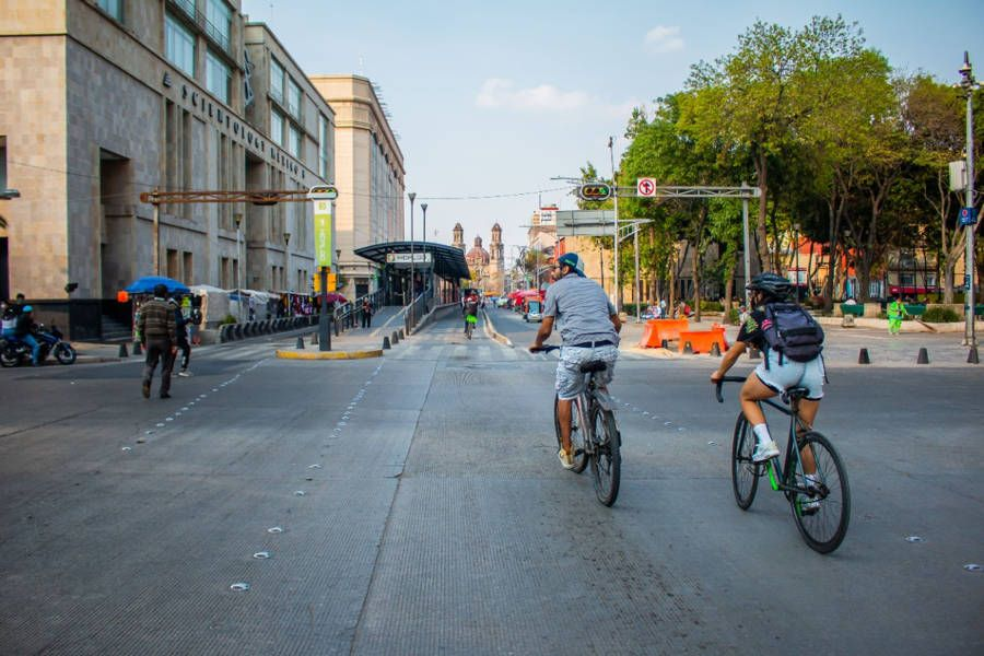 Lanza RE-ACTIVA.MX llamado para conformar catálogo de proveedores para la movilidad activa y el espacio público