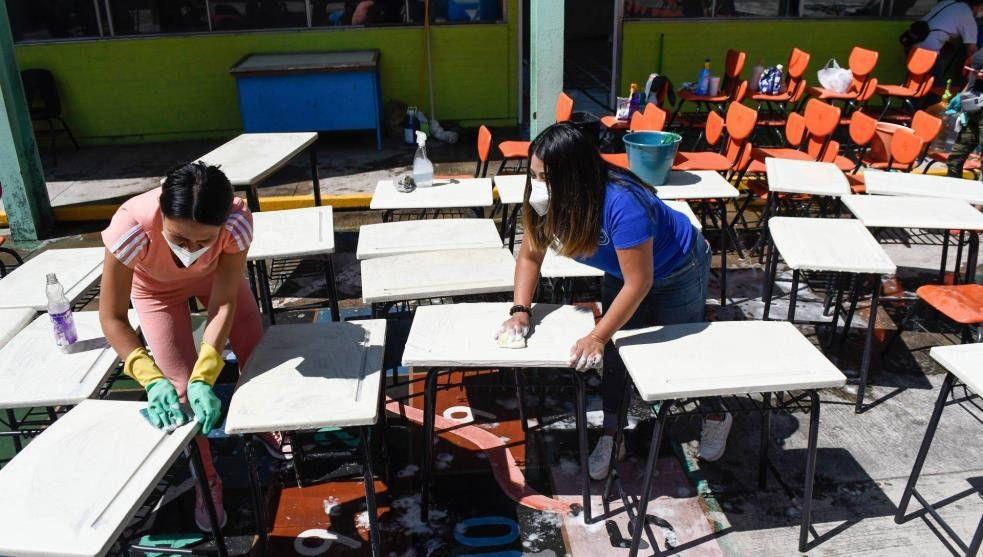Hace Unicef llamado a abrir escuelas aplicando medidas sanitarias