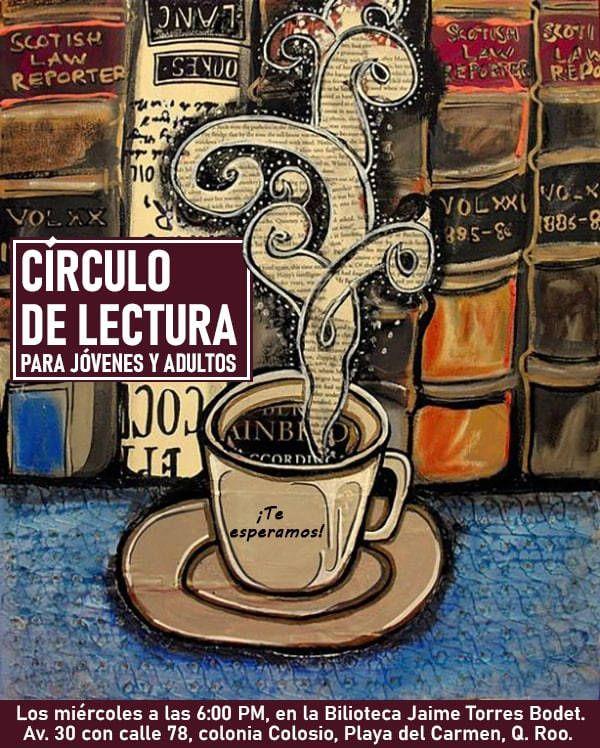 Invitan al círculo de lectura en la Biblioteca Municipal