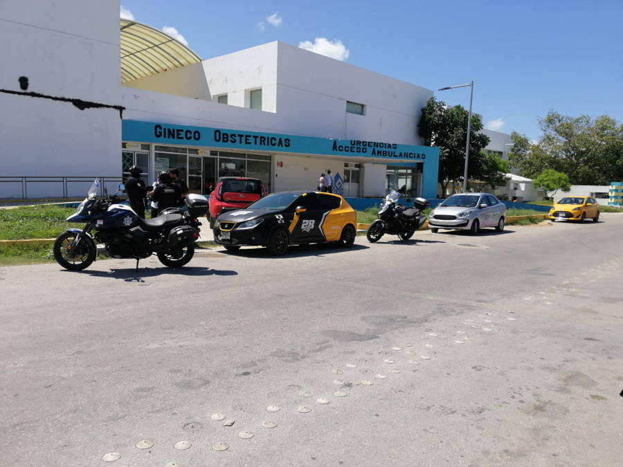 Enfrentamiento esta tarde en el fraccionamiento Palmas 2