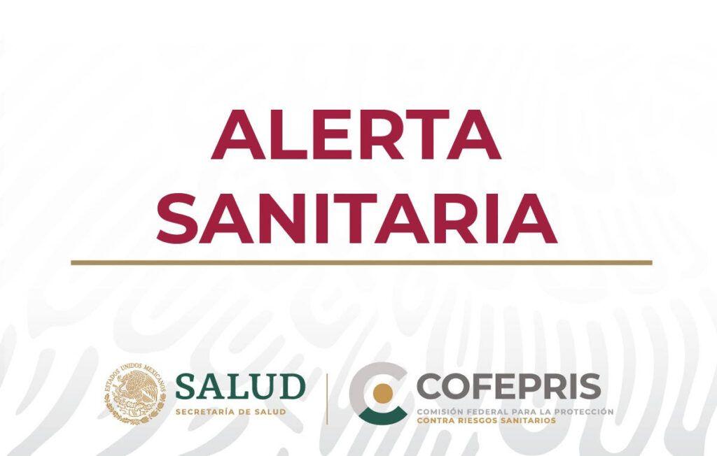 Alerta Cofepris sobre producto falsificado de Remdesivir