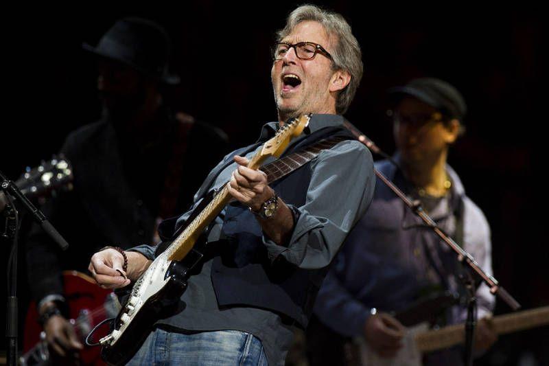 Eric Clapton no se presentará en sitios restrictivos