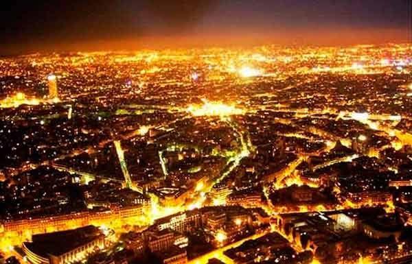 Exceso de iluminación artificial también es contaminante