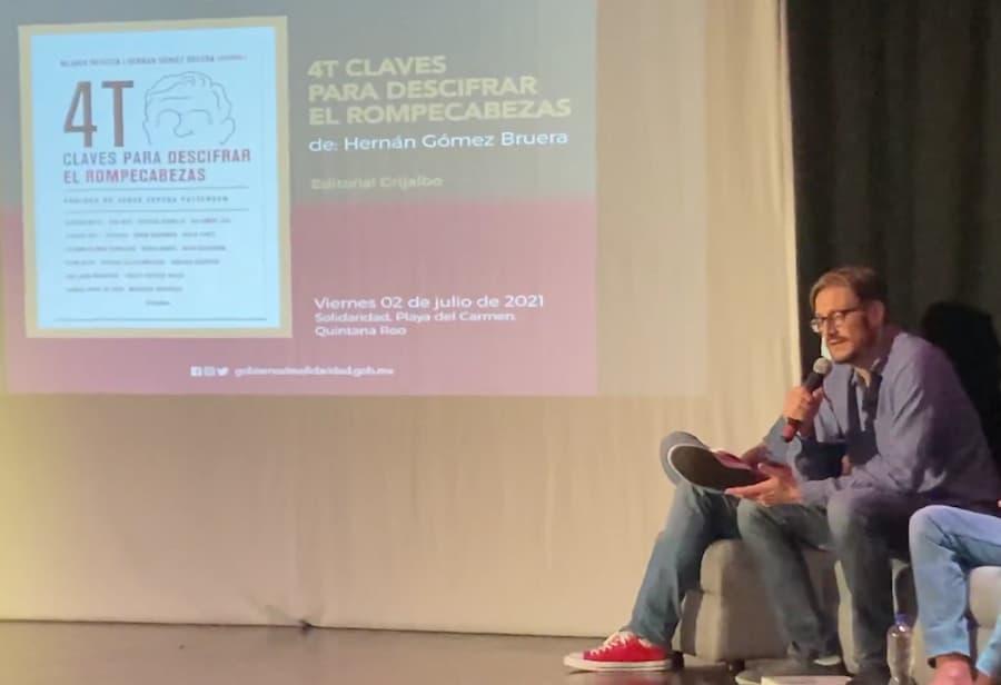Denuncia Hernán Gómez  irregularidades en elecciones de Solidaridad