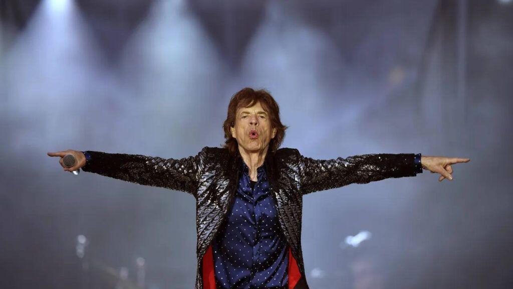 Cumple Mick Jagger 78 años