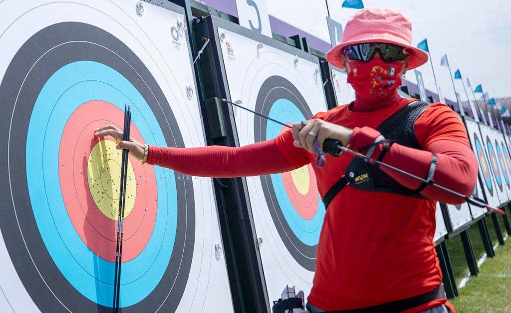 México abre competencias en tiro con arco olímpico