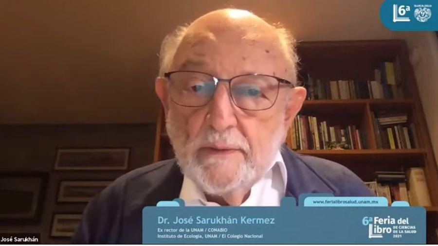 Urgente actuar de la humanidad ante problemas ambientales: José Sarukhán