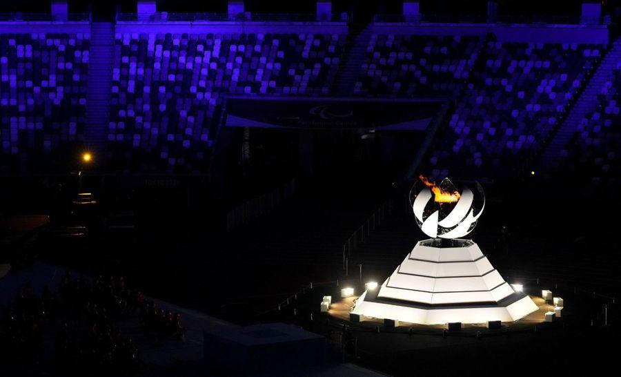 Tokio guarda el fuego paralímpico para París 2024