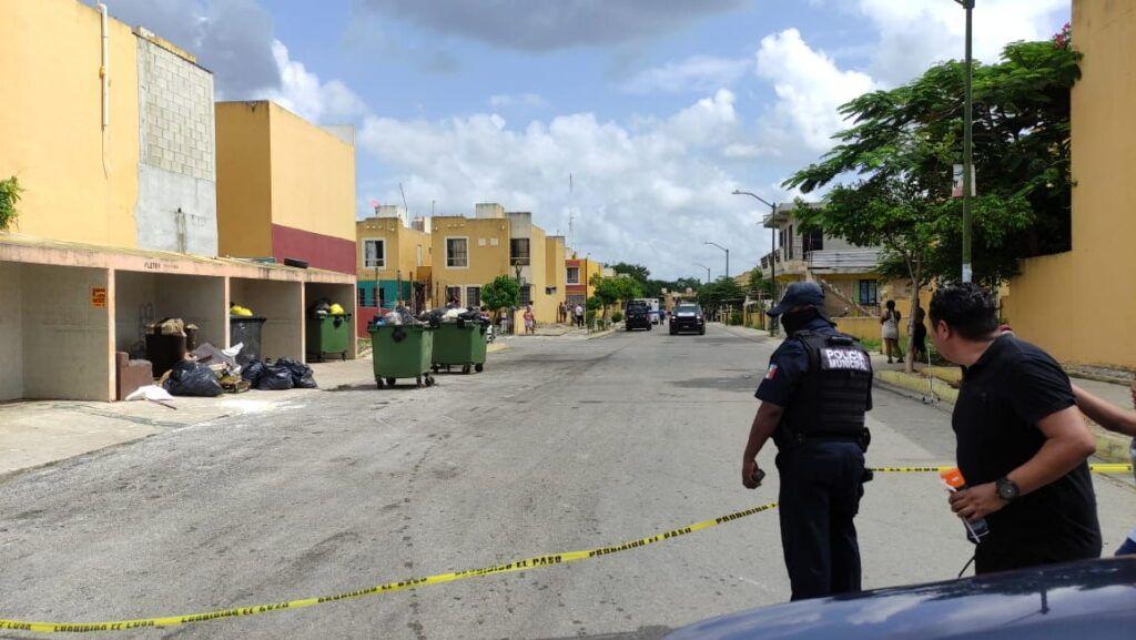 Asesinan a una mujer y hieren menores en Villas del Sol