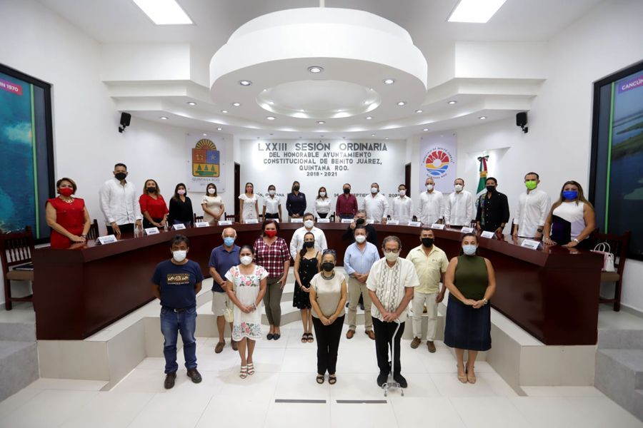 Distrito Cancún, referente para visitantes y ciudadanos