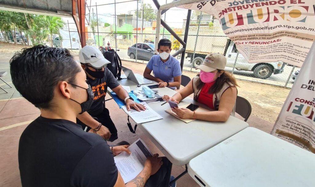 Fonatur y Secretaría del Trabajo impulsan participación de jóvenes en Tren Maya en Quintana Roo