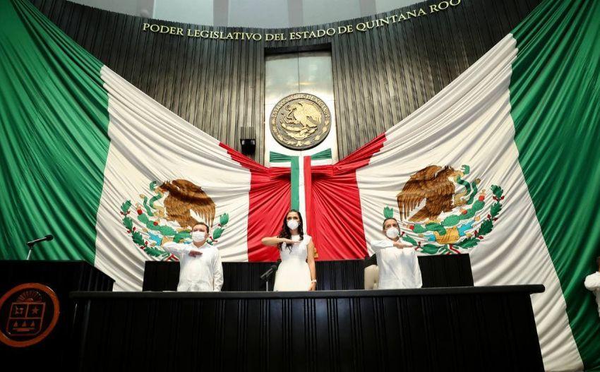 Presenta gobernador 5° Informe de Gobierno