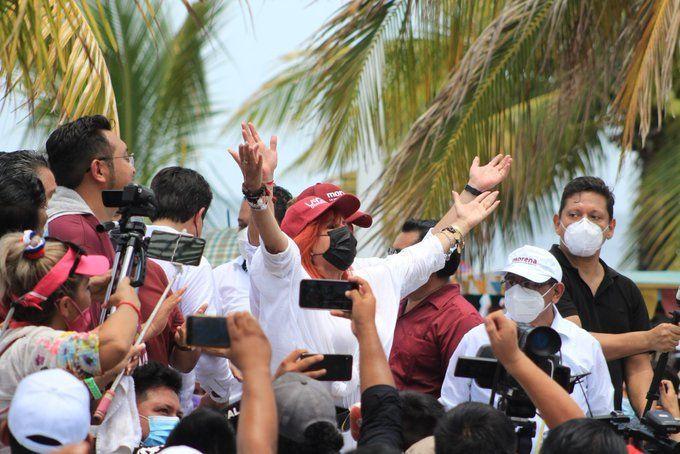 Layda Sansores es ratificada como gobernadora electa de Campeche