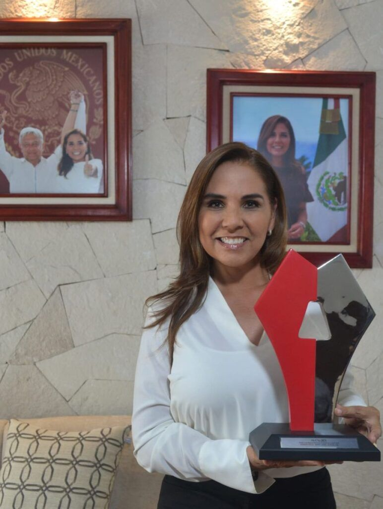 Gana Benito Juárez premio por gobierno digital