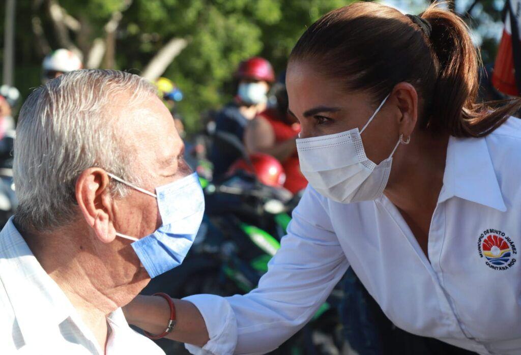 Apoya gobierno de Benito Juárez a grupos vulnerables