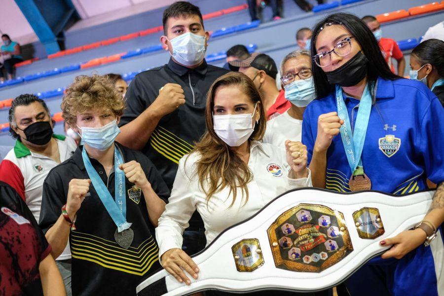 Impulso al deporte es prioridad del municipio de Benito Juárez