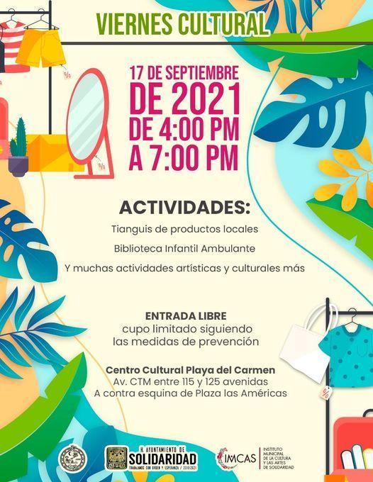 Invitan al Tianguis de productores locales en Playa del Carmen