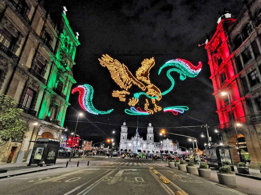 Prepara gobierno federal Grito de Independencia en el Zócalo