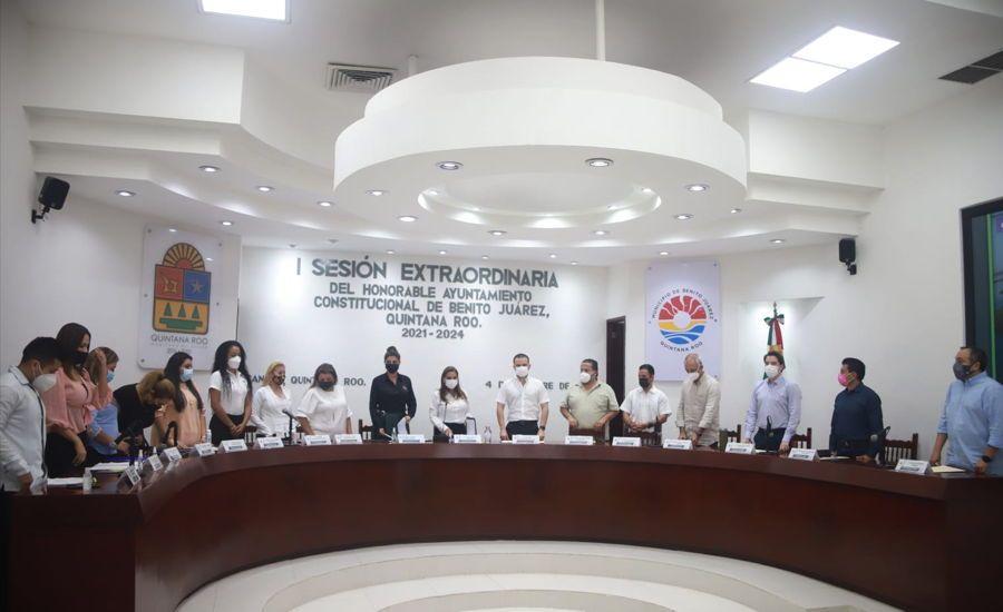 Aprueban en Cancún propuesta del Congreso Estatal para reducir tiempos de campaña