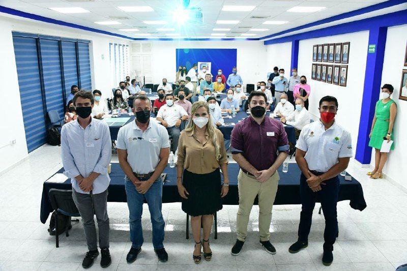 Tren Maya será detonante para el desarrollo de Solidaridad: Lili Campos