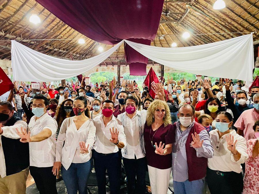 Luz María Beristain coordinará defensa de la 4T en Distrito 1